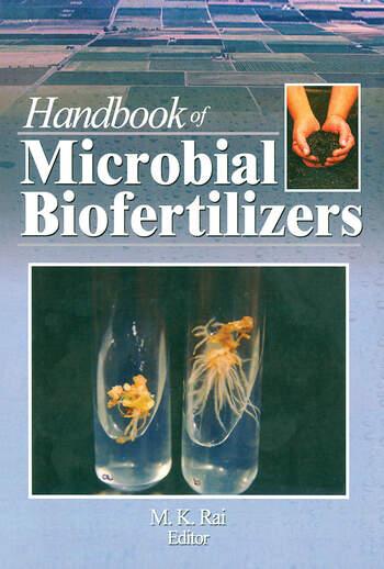 Handbook of Microbial Biofertilizers book cover