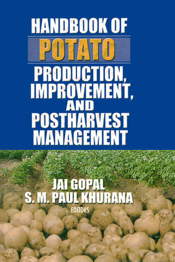 Handbook of Potato Production, Improvement, and Postharvest Management book cover