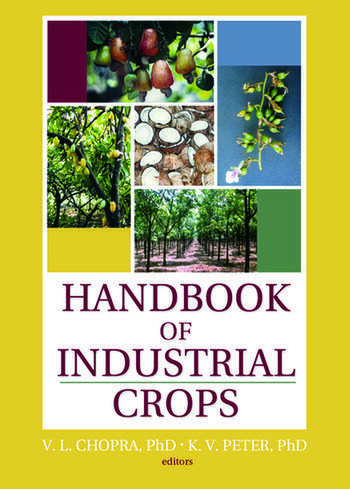 Handbook of Industrial Crops book cover