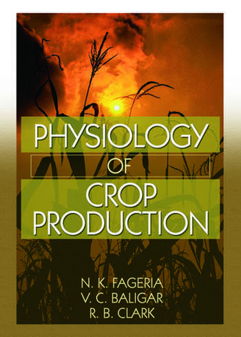 Physiology of Crop Production book cover