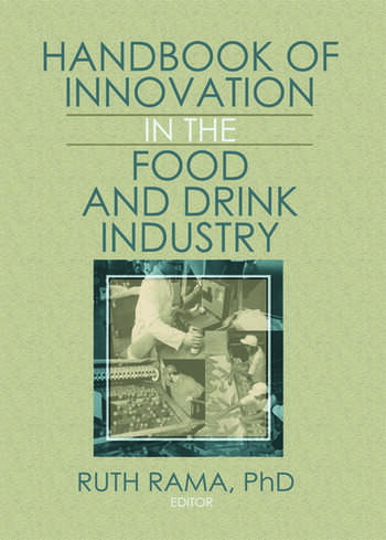 Handbook of Innovation in the Food and Drink Industry book cover