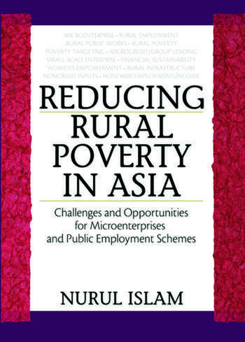 Reducing Rural Poverty in Asia Challenges and Opportunities for Microenterprises and Public Employment Schemes book cover