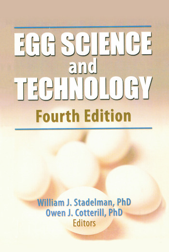 Egg Science and Technology book cover