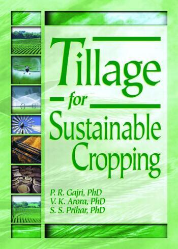 Tillage for Sustainable Cropping book cover