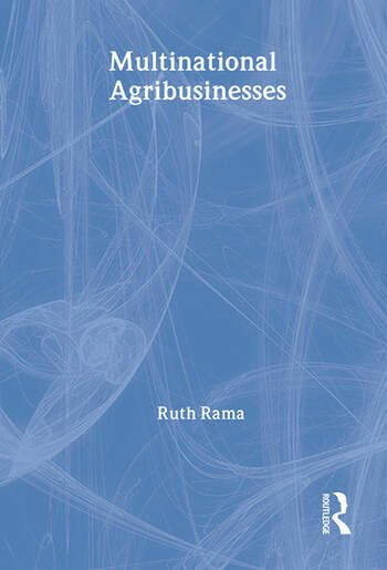 Multinational Agribusinesses book cover