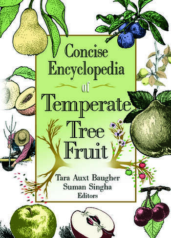 Concise Encyclopedia of Temperate Tree Fruit book cover