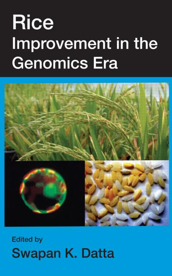 Rice Improvement in the Genomics Era book cover