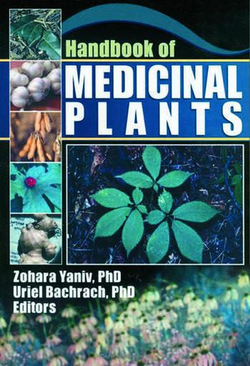 Handbook of Medicinal Plants book cover