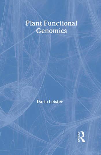 Plant Functional Genomics book cover