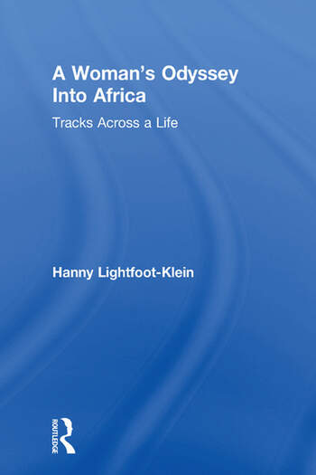 A Woman's Odyssey Into Africa Tracks Across a Life book cover