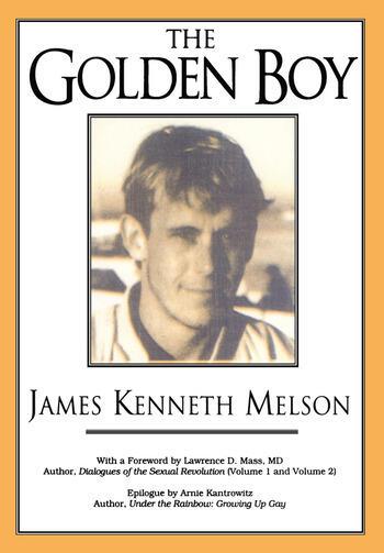 The Golden Boy book cover