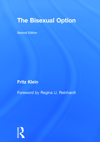 The Bisexual Option Second Edition book cover