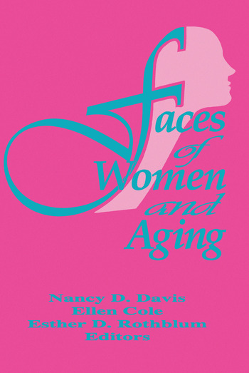 Faces of Women and Aging book cover