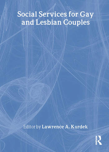 Social Services for Gay and Lesbian Couples book cover