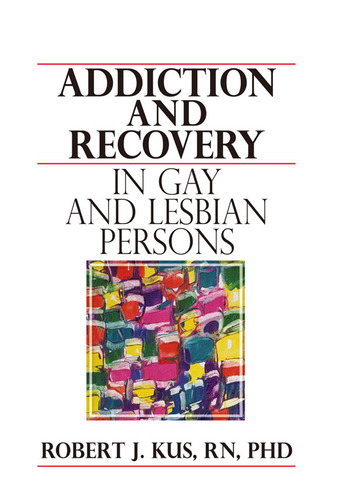 Addiction and Recovery in Gay and Lesbian Persons book cover