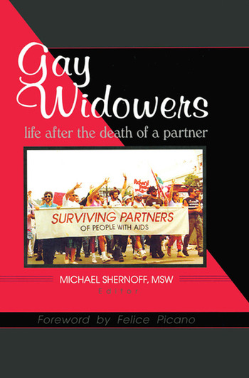 Gay Widowers Life After the Death of a Partner book cover