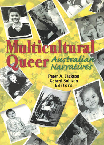 Multicultural Queer Australian Narratives book cover