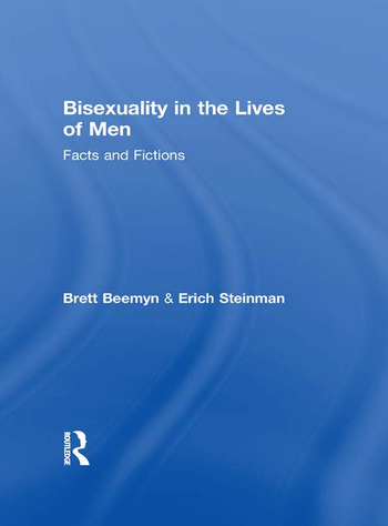Bisexuality in the Lives of Men Facts and Fictions book cover