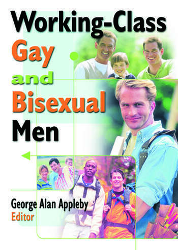 Working-Class Gay and Bisexual Men book cover