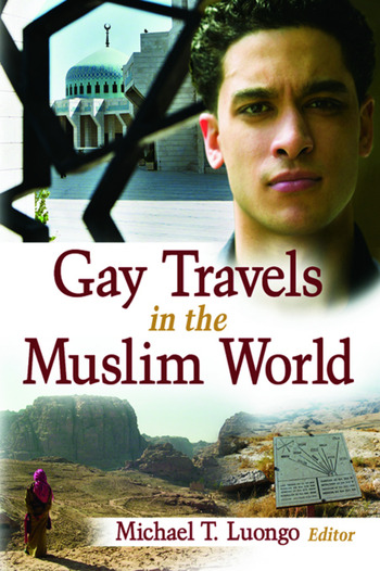 Gay Travels in the Muslim World book cover