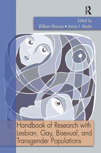 Handbook of Research with Lesbian, Gay, Bisexual, and Transgender Populations book cover