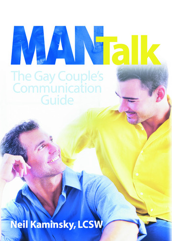 Man Talk The Gay Couple's Communication Guide book cover