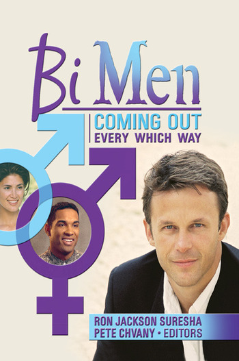 Bi Men Coming Out Every Which Way book cover