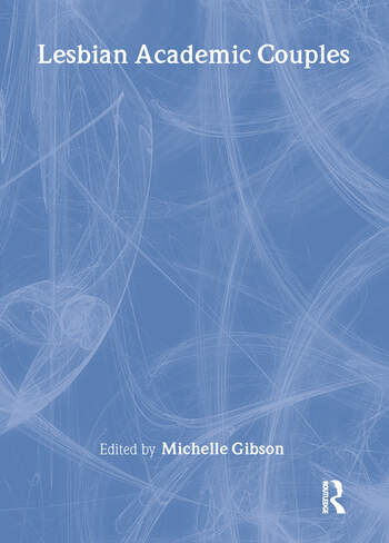 Lesbian Academic Couples book cover