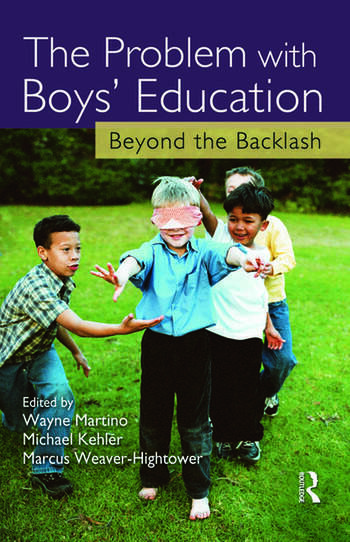 The Problem with Boys' Education Beyond the Backlash book cover