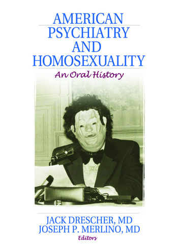 American psychoanalytic association homosexuality