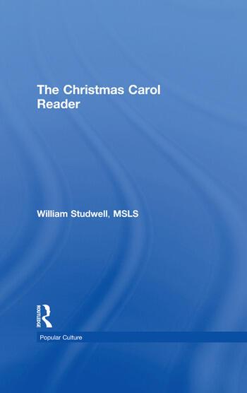 The Christmas Carol Reader book cover