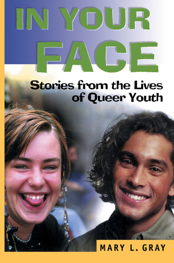 In Your Face Stories from the Lives of Queer Youth book cover