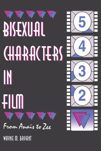 Bisexual Characters in Film From Ana's to Zee book cover