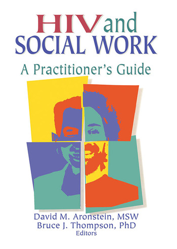 HIV and Social Work A Practitioner's Guide book cover