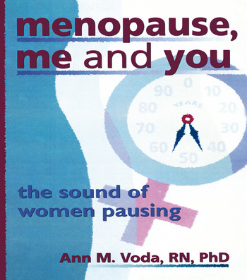 Menopause, Me and You The Sound of Women Pausing book cover