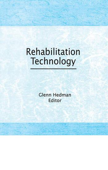 Rehabilitation Technology book cover
