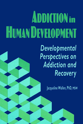 Addiction in Human Development Developmental Perspectives on Addiction and Recovery book cover