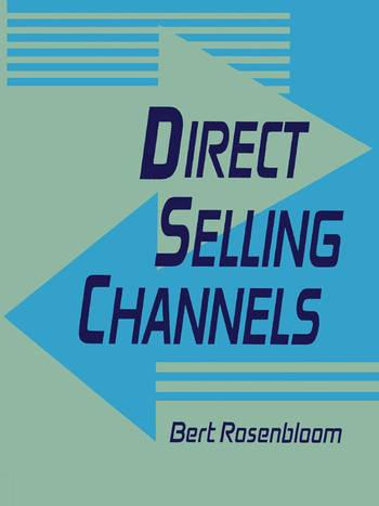 Direct Selling Channels book cover