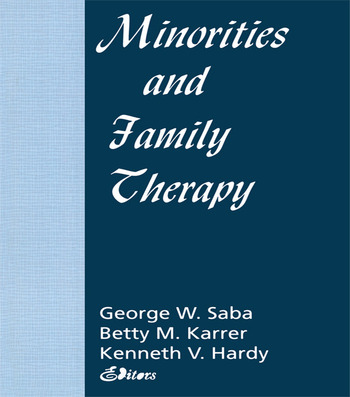 Minorities and Family Therapy book cover