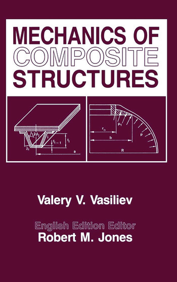 Mechanics Of Composite Structures book cover