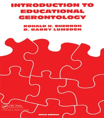 Introduction to Educational Gerontology book cover