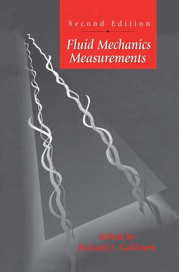 Fluid Mechanics Measurements book cover