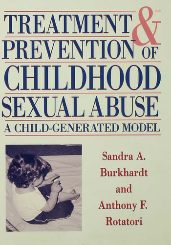 Treatment And Prevention Of Childhood Sexual Abuse book cover