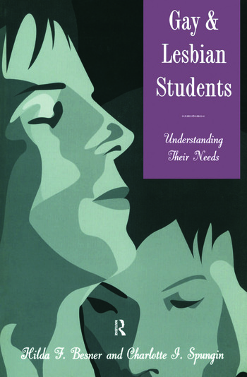 Gay And Lesbian Students Understanding Their Needs book cover
