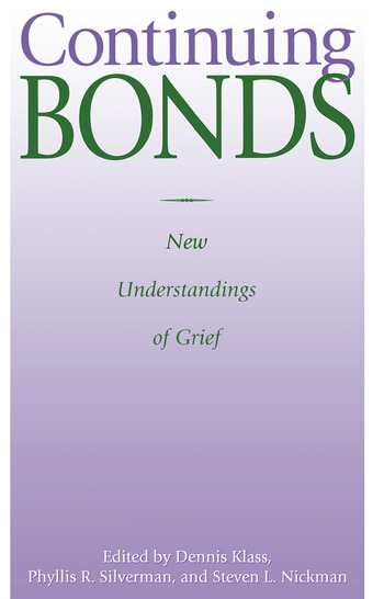 Continuing Bonds New Understandings of Grief book cover