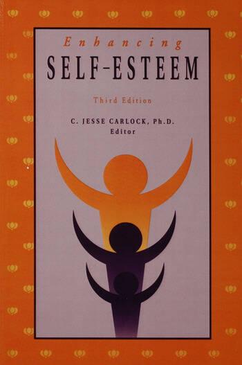 Enhancing Self Esteem book cover
