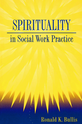 Spirituality in Social Work Practice book cover