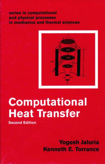 Computational Heat Transfer book cover