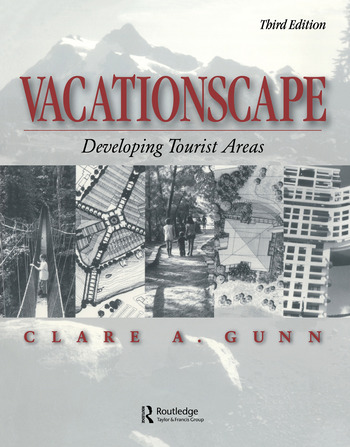 Vacationscape Developing Tourist Areas book cover