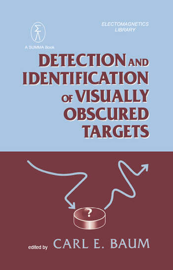 Detection And Identification Of Visually Obscured Targets book cover